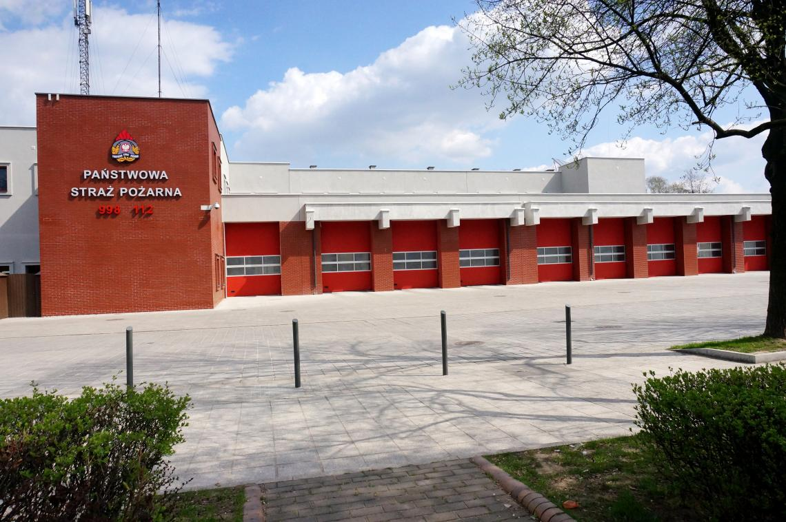 Municipal Headquarters of the State Fire Service