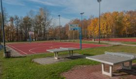Piaskowa Dolina complex of multi-purpose sports fields