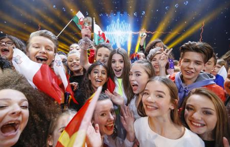 fot. A. Putting / Junior Eurovision TV